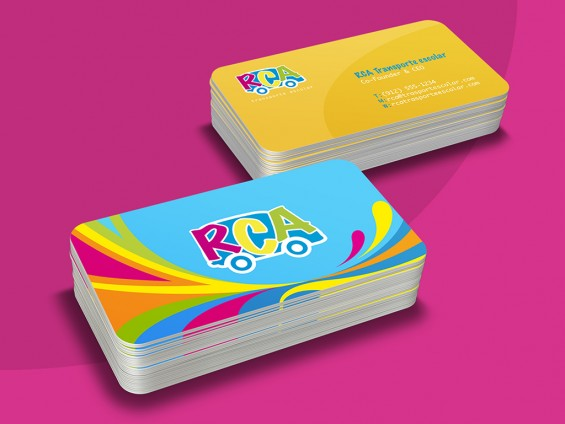 Business Cards Rca