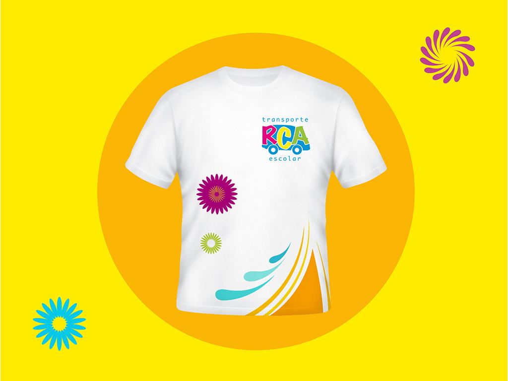 T-Shirt RCA