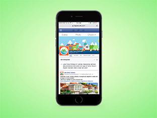 Facebook Como