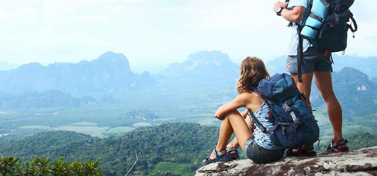 Che viaggiatore sei? All'epoca del web 2.0, gli escursionisti si affidano a Globetrooper!
