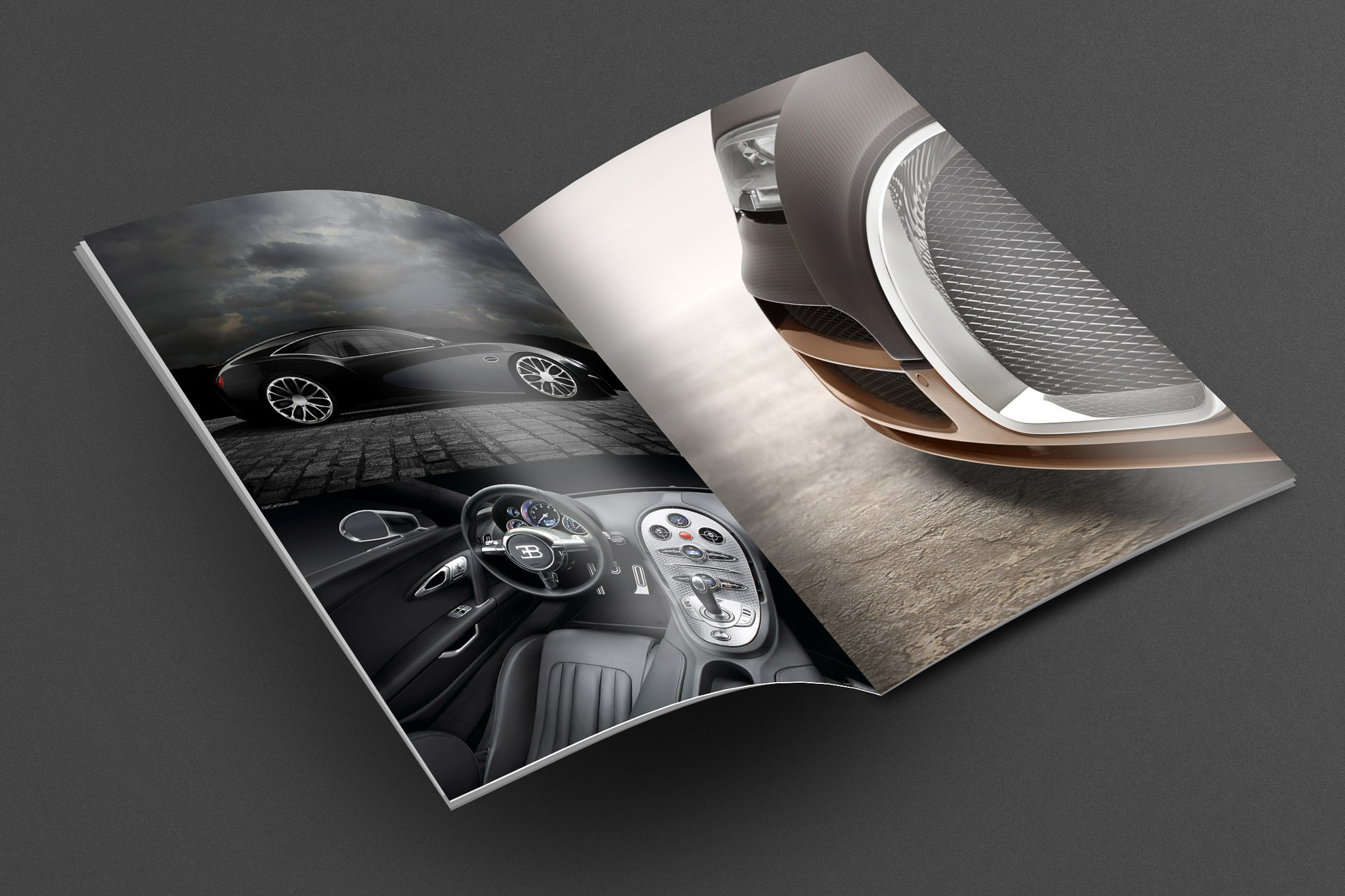 Magazine Automotive Company