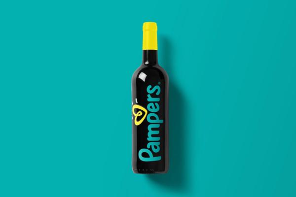 Etichette Vino Brand