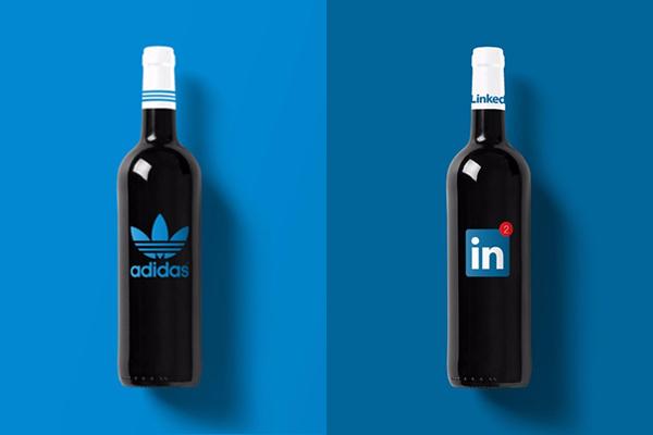 Etichette vino Branding