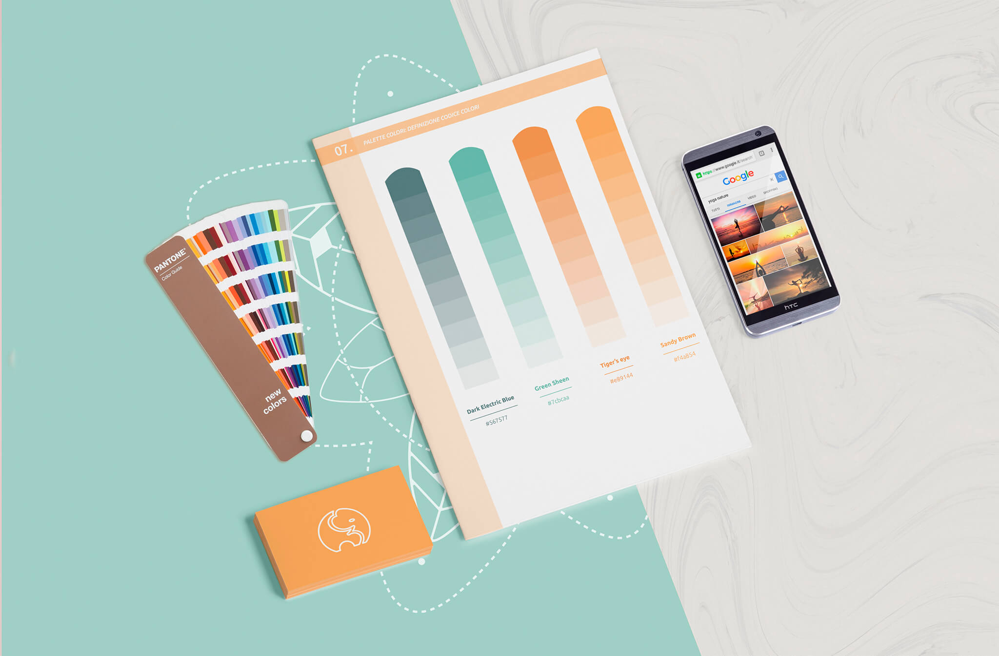 Colors Selection